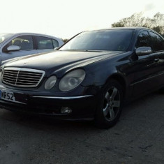 Mercedes Benz E270 An Fabricatie 2002 2.7 Diesel, Motorina/Diesel, 178120 km, 2685 cmc