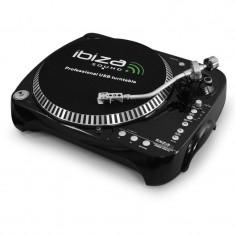 Ibiza gramofon USB SD Free vinyl cu funcția de comprimare - Pickup audio