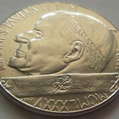 Moneda 100 Lire - VATICAN, anul 1985 *cod 4742 UNC Prooff, Europa
