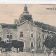 BLAJ - JUDECATORIA DE OCOL.CENZURATA BLAJ *11, EDITURA ILUSTRATIA GHERLA 1930. - Carte Postala Transilvania dupa 1918, Circulata, Fotografie