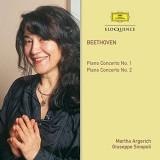 L Van Beethoven - Piano Concertos No. 1 & 2 ( 1 CD )