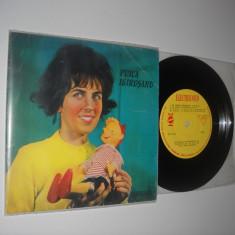 PUICA IGIROŞANU(cu Orchestra R. Oschanitzky): Să cânte Tinerețea, etc.(disc mic) - Muzica Rock electrecord, VINIL