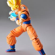 Bandai Model Kit, Figure Rise Standard Super Saiyan Son Goku 12 cm
