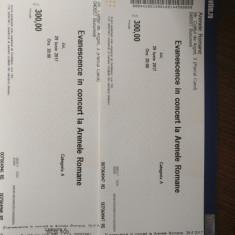 Bilete Concert EVANESCENCE Categoria A - presale - Bilet concert