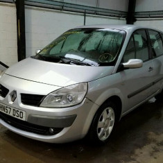Renault Scenic 2007 1.5 Diesel, Motorina/Diesel, 1461 cmc