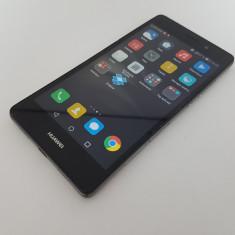 Huawei P8 Lite, 16GB, Black, Liber de Retea, Factura & Garantie 30 de Zile - Telefon Huawei, Negru, Neblocat