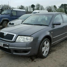 Skoda Superb An fabricatie 2002 1.9 Diesel, Motorina/Diesel, 96933 km, 1896 cmc