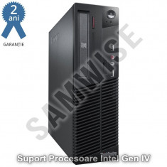 Calculator Incomplet Lenovo H81 LGA1150 Suport GEN4 DDR3 SATA3 DVD GARANTIE !!! - Sisteme desktop fara monitor Lenovo, Intel Core i7, Peste 3000 Mhz, Fara sistem operare