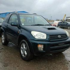 Toyota Rav 4 D-4D 2003 2.0 Diesel, Motorina/Diesel, 89578 km, 1995 cmc