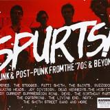 V/A - Spurts! Punk &.. ( 4 CD )