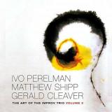 Ivo/Matthew Shi Perelman - Art of the Improv Trio 3 ( 1 CD )