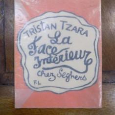La Face Interieur, Paris 1953 cu dedicatie