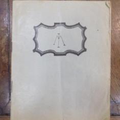 Geo Bogza, Ioana Maria, Manuscris original 1937