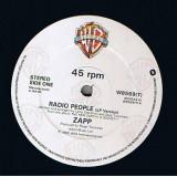 Zapp - Radio People 1986 disc vinil Maxi Single Funk / Soul