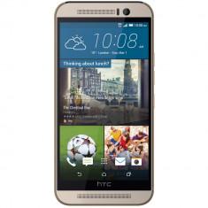 Telefon Mobil Htc One M8 Silver/Gold 16 GB, Auriu, Neblocat