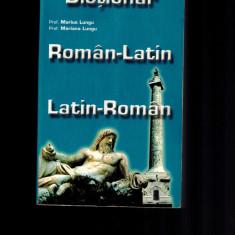 Dictionar latin roman si roman latin, Marius Lungu, Mariana Lungu