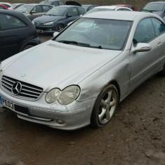 Mercedes Benz CLK 270 CDI 2003 2.7 Diesel, Motorina/Diesel, 187286 km, 2685 cmc, Clasa CLK