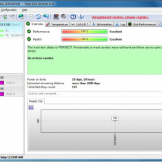 HDD 1 Tb 3, 5 inch Seagate Sata 3 64MB 20 zile. - Hard Disk Seagate, 1-1.9 TB, Rotatii: 7200