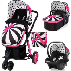 Carucior 3 in 1 Giggle Go Lightly 2 - Carucior copii 2 in 1 Cosatto