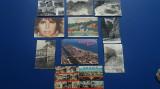 LOT 5 - 10 CARTI POSTALE - DIFERITE TEMATICI - CU DEFECTE, Circulata, Ambele, Europa
