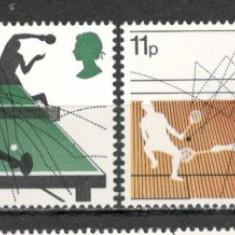 Anglia. 1977 100 ani Turneul de tenis Wimbledon KY.3 - Timbre straine, Nestampilat