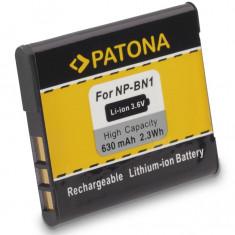PATONA | Acumulator pt Sony NP-BN1 NP BN1 DSC TX10 TX20 WX5 TX5 TX7 TX9 T99 - Baterie Aparat foto