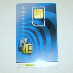 Card acces ChipDrive(889)