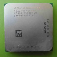 Procesor AMD Athlon 64 3400+ NewCastle 2.4GHz 512K socket 754 - Procesor PC AMD, Numar nuclee: 1, 2.0GHz - 2.4GHz