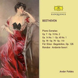L Van Beethoven - Piano Sonatas &.. ( 2 CD )