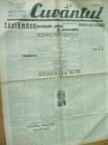 Cuvantul 28 octombrie 1929 Pipera ciocnire avioane Cernica Nae Ionescu Sebastian