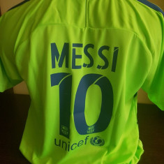 TRICOU MESSI FC.BARCELONA SEZON 2017-2018 MARIMI XS, S, M, L, XL - Tricou echipa fotbal, Marime: M, S, Culoare: Din imagine