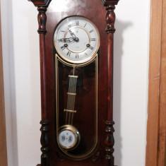 Ceas vechi, pendul, pendula de perete, Polaris, tragere la 31 de zile