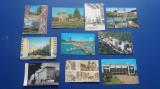 LOT 9 - 10 CARTI POSTALE  - DIFERITE TEMATICI - CU DEFECTE, Circulata, Ambele, Europa