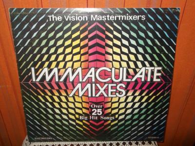 -Y- IMACULATE MIXES OVER 25 BIG HIT SONGS  DISC VINIL foto