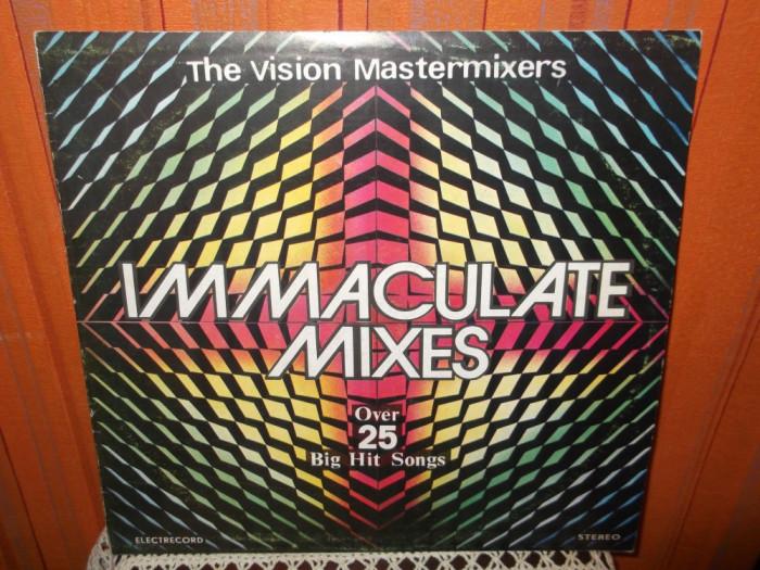 -Y- IMACULATE MIXES OVER 25 BIG HIT SONGS  DISC VINIL