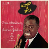 Louis Armstrong - Satchmo In Style ( 1 VINYL )