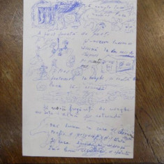 Sesto Pals, Manuscris inedit