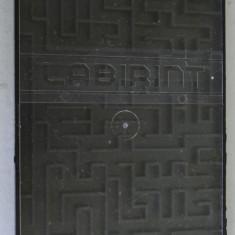 JOC VECHI ROMANESC - LABIRINT - I.M.P. Viitorul Oradea - 1982 - Joc colectie