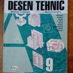 Manual desen tehnic clasa 9 profil mecatronica - Manual scolar Aramis, Alte materii