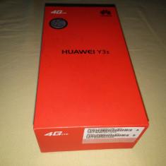 Telefon HUAWEI Y3ii, 4G, DUAL SIM, 8gb, NOU SIGILAT
