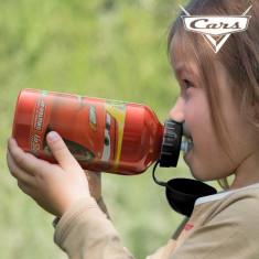 Sticlă din Aluminiu pentru Copii Cars - Set parfum