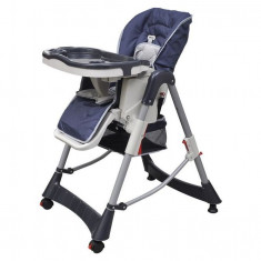 Scaun de masă pentru bebeluși Bleumarin - Scaun masaj