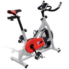 Bicicletă fitness cu funcție puls