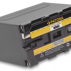PATONA | Acumulator compatibil Sony NP-F970 NPF970 NP F970 F960 NPF960 6600mAh - Baterie Aparat foto PATONA, Dedicat