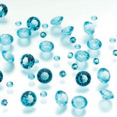 Diamant Confetti - Aqua