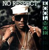 Kool Moe Dee - No Respect 1988 disc vinil Maxi Single hip-hop