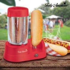 Aparat de Hot Dog Tasty American - Aparat Gatit Aburi