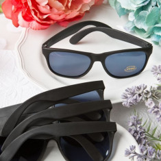 Perfect Plain Colectia de ochelari de soare negru se răcească