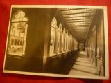 Ilustrata Bucuresti -Scoala Centrala de Fete ,arh.Ion Mincu ,stamp. si semnatura, Necirculata, Printata