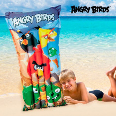 Saltea Gonflabilă Angry Birds - Saltea de apa